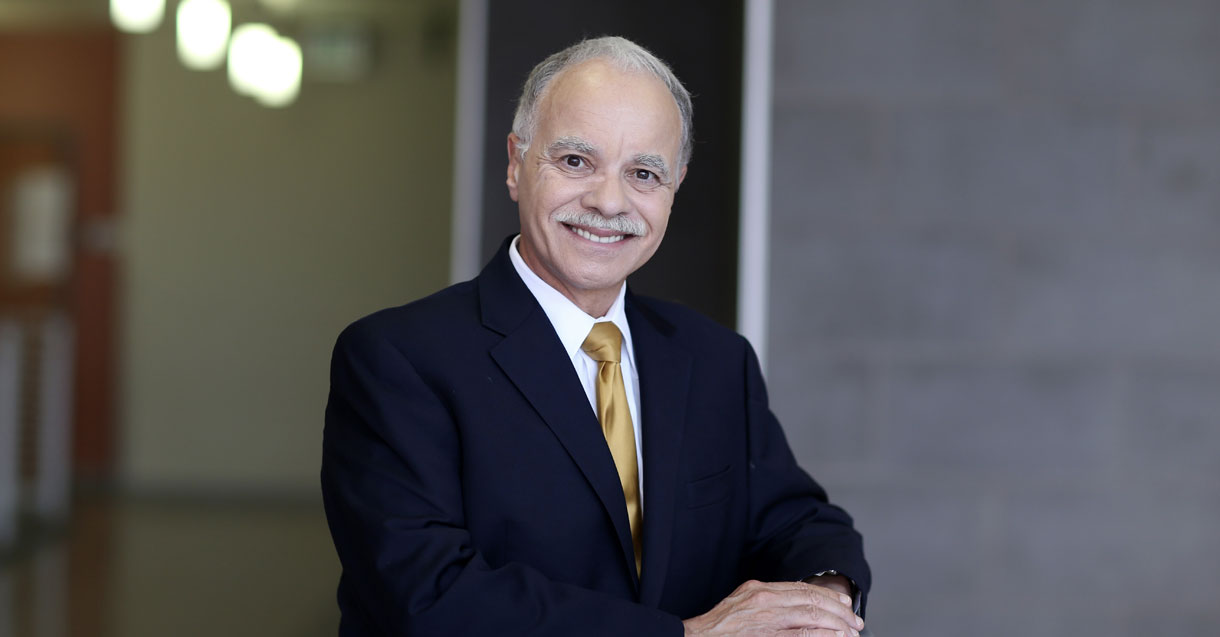 Cal State LA President William A. Covino